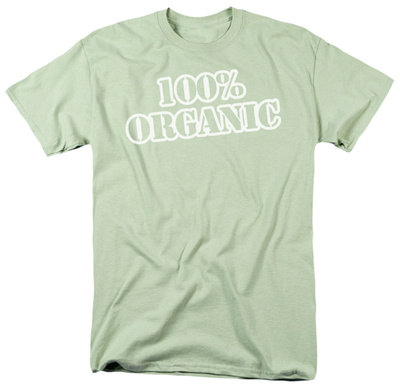 100% Organic