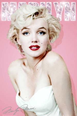 Marilyn Monroe-Diamond