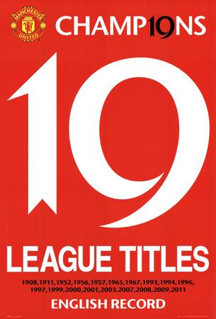 Buy Man Utd- 19 at AllPosters.com