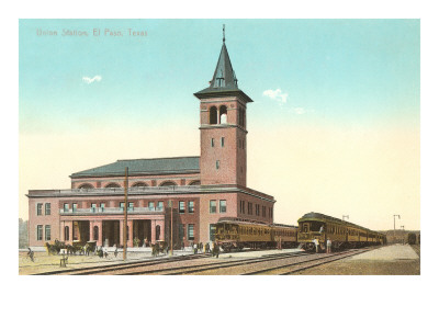 Union Station, El Paso, Texas
