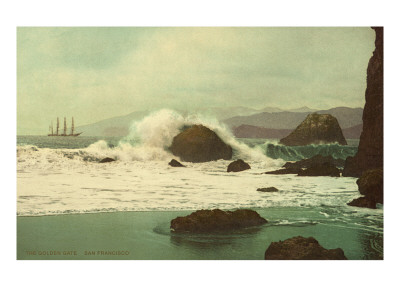 Reprints of San Francisco Bay are available by clicking on the image.