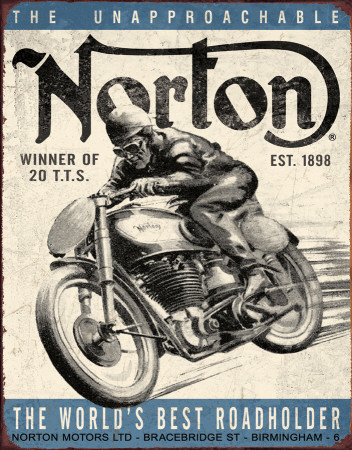 Norton - Winner Posters