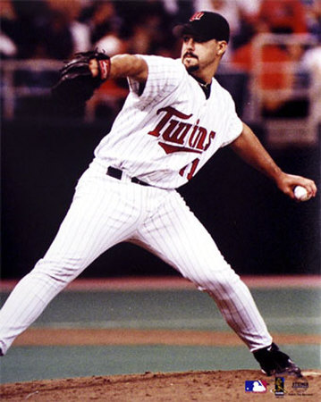 Eric Milton - No-Hitter Celebration, 1999