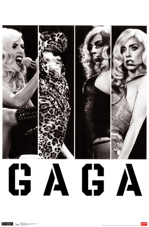 Lady Gaga - Photo Bars