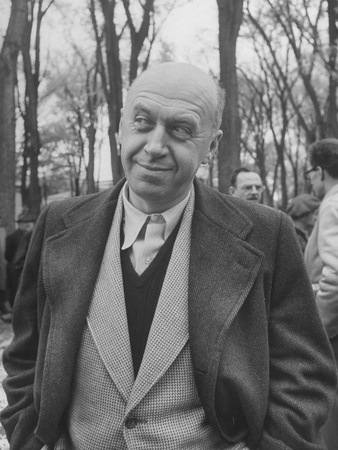 Fil Director Otto Preminger During ...