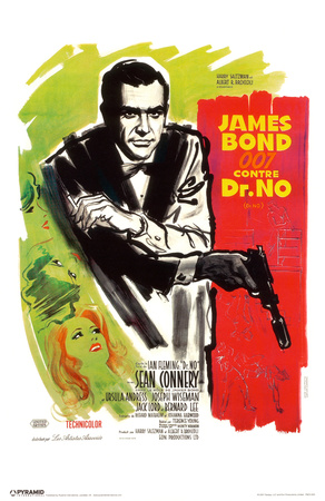 James Bond - Dr No - French