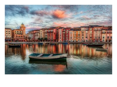 'The Bay at Portofino' by Trey Ratcliff
