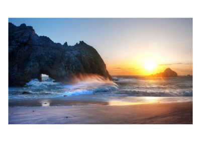 'The Edge of Big Sur' by Trey Ratcliff