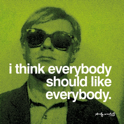 Everybody,Andy  Warhol
