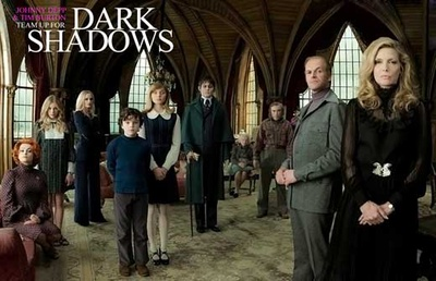 Dark Shadows Masterprint
