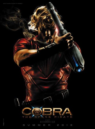 Cobra: The Space Pirate,