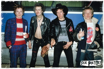 Sex Pistols Group - Buy this poster at AllPosters.com
