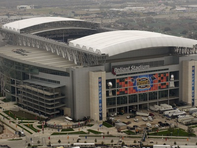Houston Texans--Reliant Stadium: HOUSTON, TEXAS - Reliant Stadium