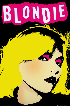Blondie-Pop - Buy this poster at AllPosters.com