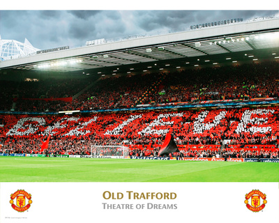Buy Manchester United-Old Trafford Interior at AllPosters.com