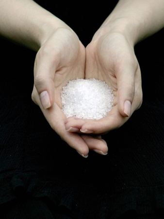 Handful of Sea Salt