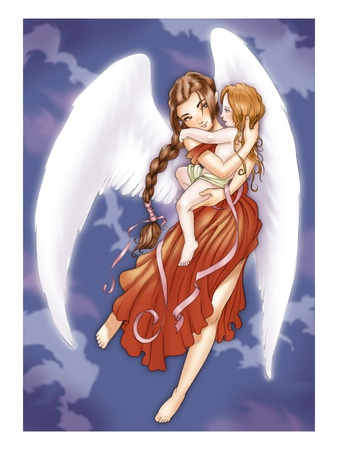 Angel And Child