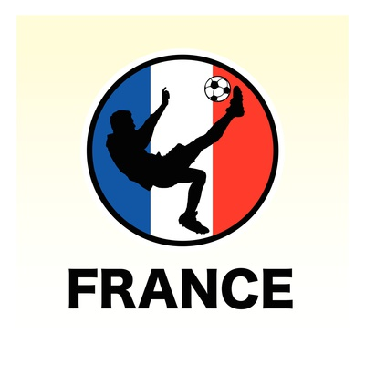 Buy France Soccer at AllPosters.com