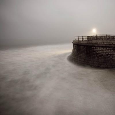 Coastline, Filey, North Yorkshire, UK