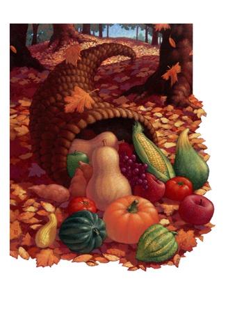 Cornucopia in Fall