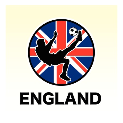 Buy England Soccer at AllPosters.com