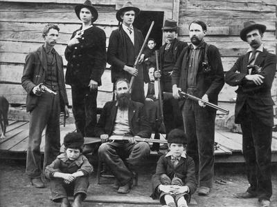 The Hatfields, 1899