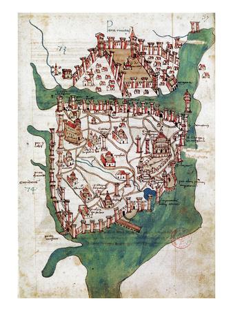 Constantinople, 1420 -