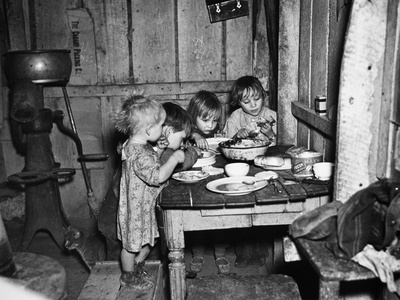 Christmas Poor, 1936