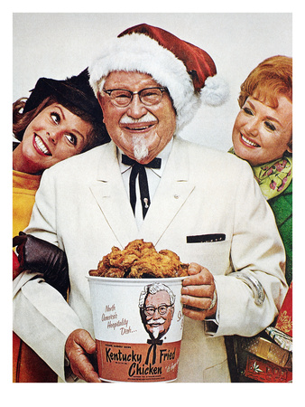 Kentucky Fried Chicken Ad