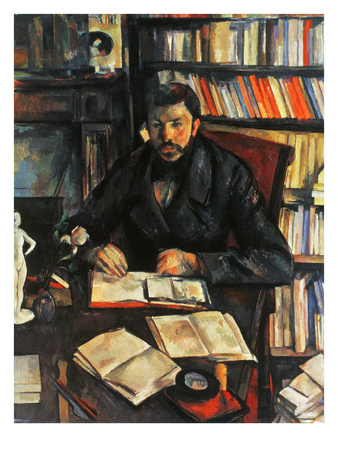 Cezanne: Geffroy, 1895-96