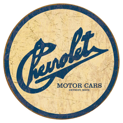 Buy Chevy Historic Logo at AllPosters.com