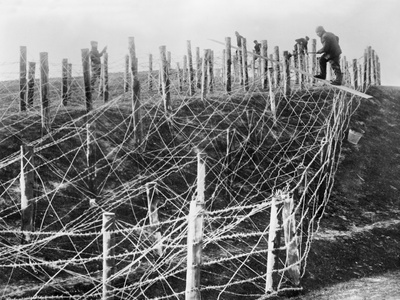 World War I: Barbed Wire