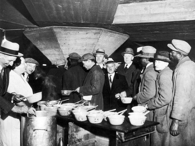 Soup Kitchen, 1931