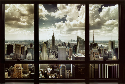 New York Window