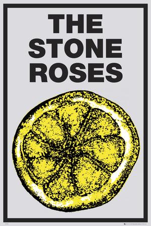 Stone Roses-Lemon College Music Poster