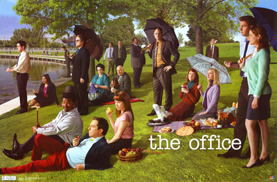 The Office - Staff Posters