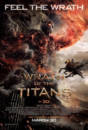 Wrath of the Titans Posters