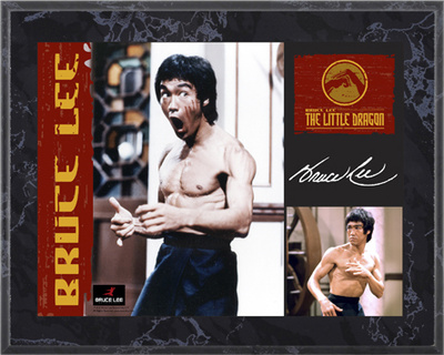 "Bruce Lee - ""The Little Dragon"""
