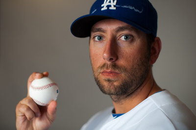 Glendale, AZ - March 2: Los Angeles Dodgers Photo Day - Scott Elbert