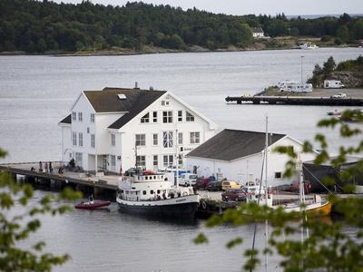 Harbour, Grimstad, Aust-Agder ...