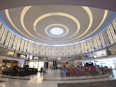 Dubai Mall, the World's Largest Shopping Mall, Downtown Dubai, Dubai, Uae