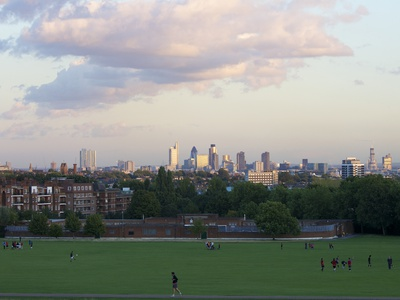 Buy London Skyline From Hampstead Heath, London, England, United Kingdom, Europe at AllPosters.com