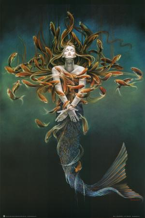 Buy Sheila Wolk Metamorphosis Art Print Poster at AllPosters.com