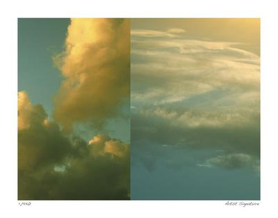 New Sky I - Giclee Print
