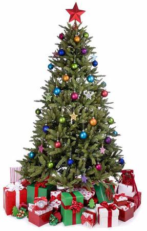 weihnachtsbaum ursprung bedeutung und symbolik - Christbaum Schmucken Beispiele