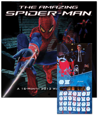 The Amazing Spider-Man - 2013 Calendar