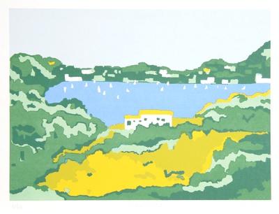 Grecian Coast II - Limited Edition