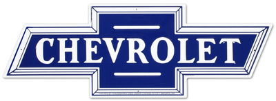 Buy Chevrolet Chevy Botwie Logo at AllPosters.com