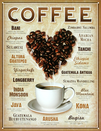 Heart Coffee Blends