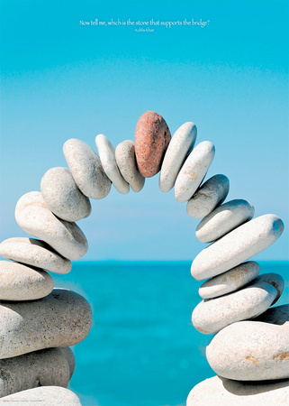 Which is the Stone that Holds the Bridge? II